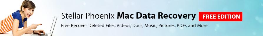 FAQs - Stellar Phoenix Mac Data Recovery Software