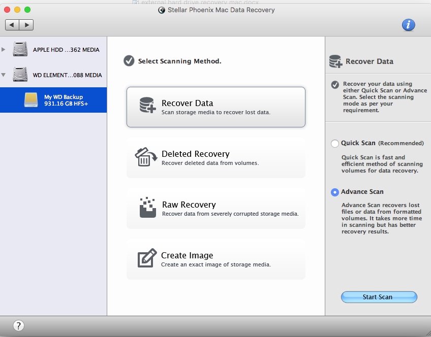 mac recover external hard drive