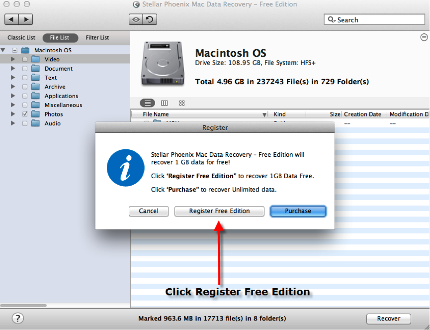 freeware for mac data recovery