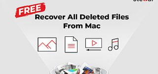 Free Stellar Mac Data Recovery Software