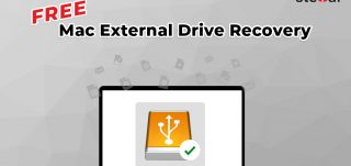 Recover Files from External Hard Drive on Mac for Free