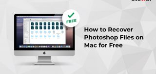 Free Recover Photoshop Files on Mac