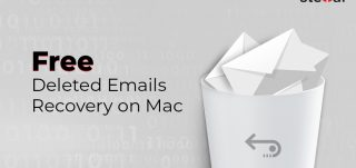 Free Recover Deleted Emails from Mac