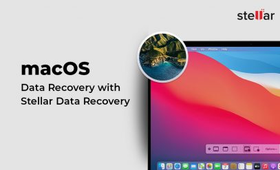 macOS Big Sur Data Recovery