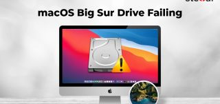 macOS Big Sur Drive Failing