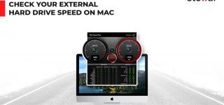 Check External Hard Drive Speed on Mac