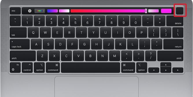 Start MacBook