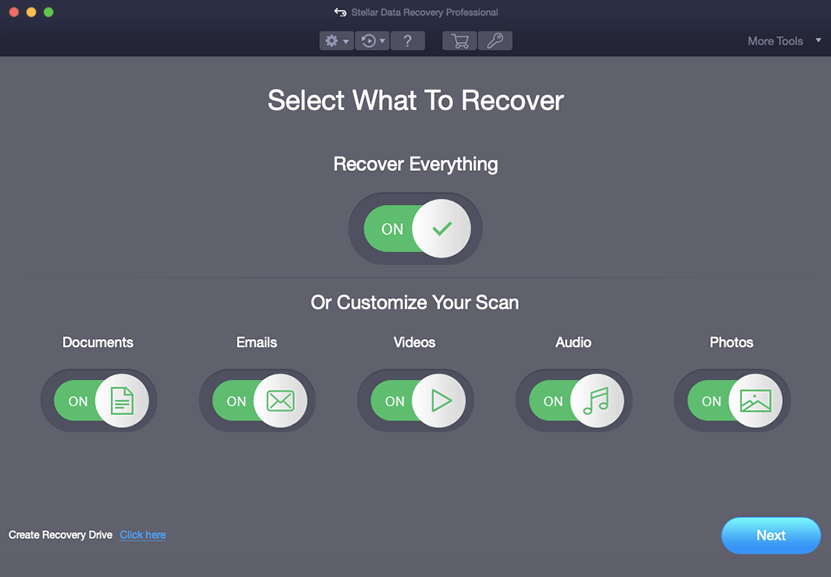 stellar data-recovery professional for mac home