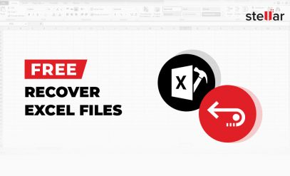 Free Recover Excel Files