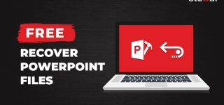 Free Recover PowerPoint Files