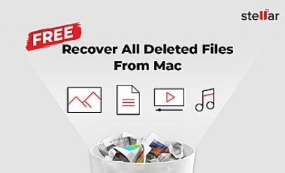 Free Stellar Mac Data Recovery Software
