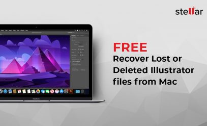 Free Recover Lost or Deleted Illustrator files from Mac