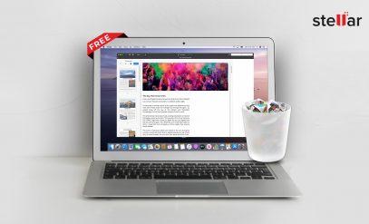 Free PDF Recovery on Mac