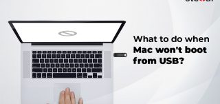 mac wont boot from usb