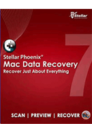 Mac Data Recovery box