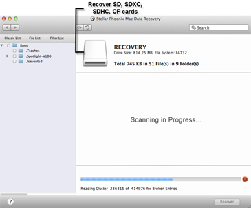 Mac Photo Recovery