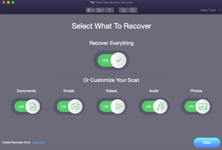 Recover Data from Mac